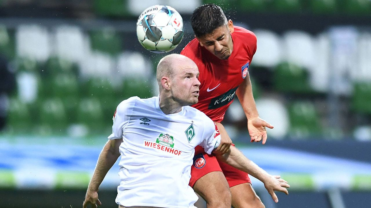 Pro 1. FC Heidenheim: Kopfballstärke - Bildquelle: imago