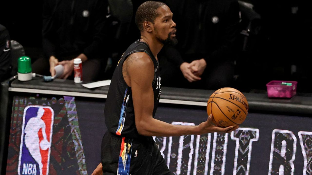 TEAM DURANT: Kevin Durant (Brooklyn Nets) - Bildquelle: Getty
