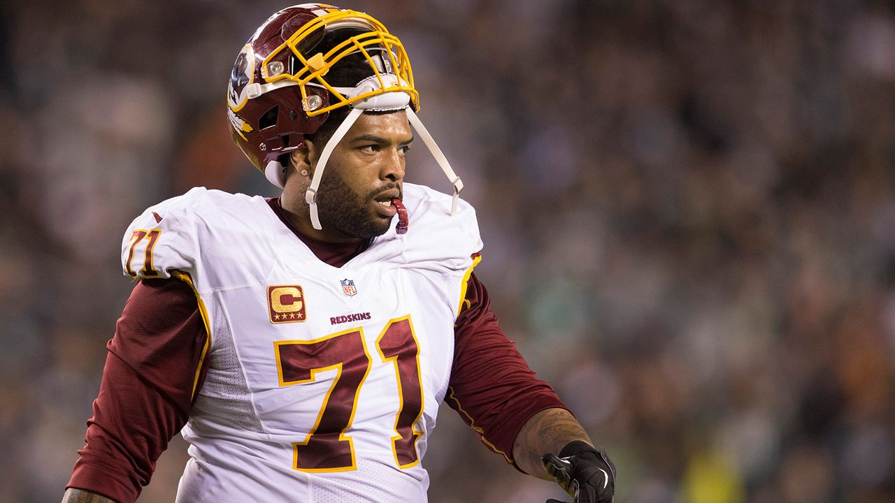 Trent Williams (Washington Redskins) - Bildquelle: 2015 Getty Images