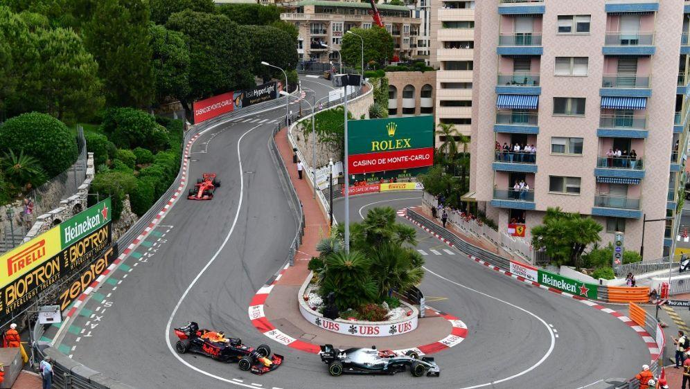 Formel 1: Der Große Preis von Monaco soll stattfinden - Bildquelle: AFPSIDANDREJ ISAKOVIC