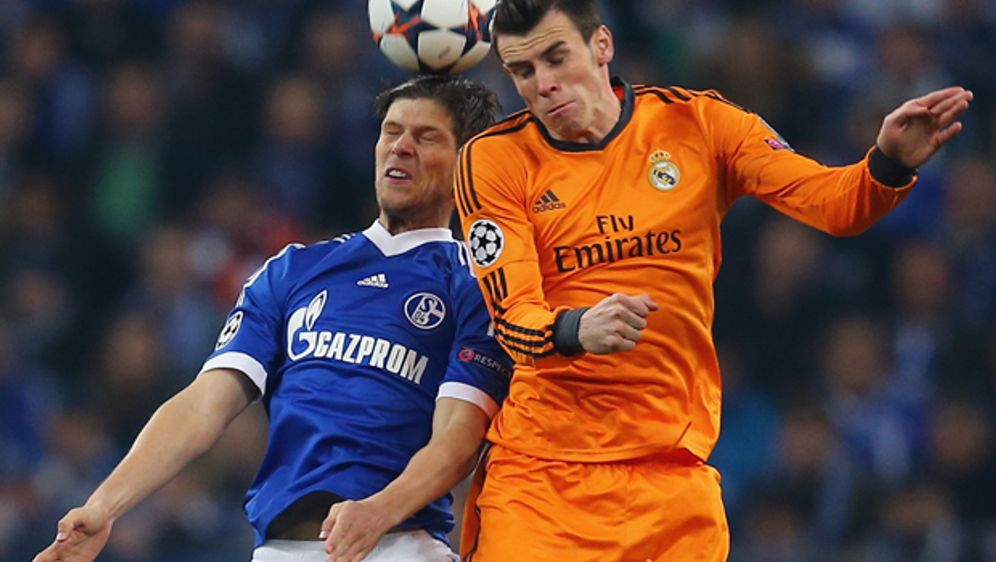 Schalke Madrid Live
