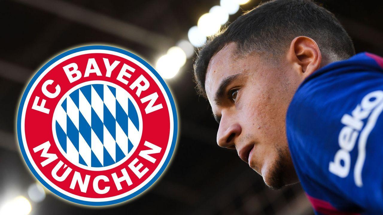 Philippe Coutinho kommt zu Bayern München - Bildquelle: 2018 Getty Images