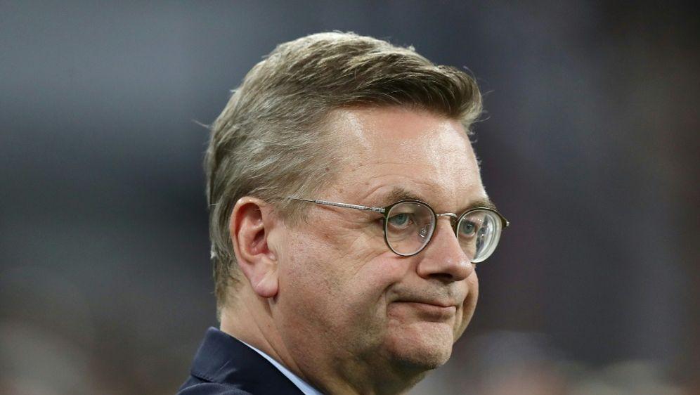 Grindel spricht über seine Zeit als DFB-Präsident - Bildquelle: FIROFIROSID