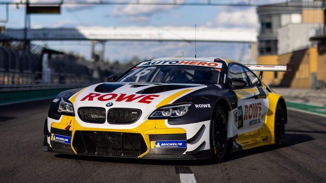 Rowe Racing (Timo Glock) - Bildquelle: Gruppe C GmbH