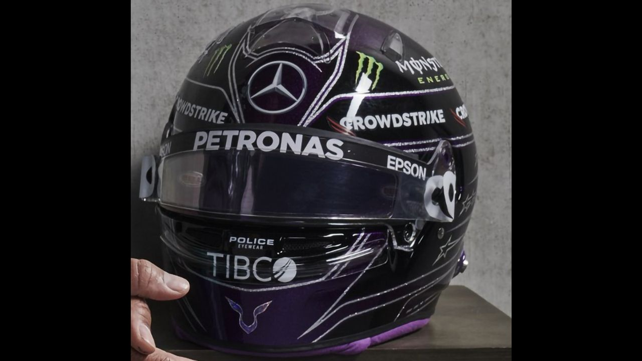 Lewis Hamilton (Mercedes) - Bildquelle: Mercedes AMG F1