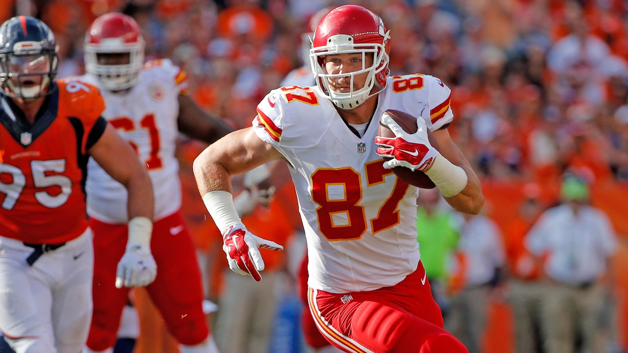 Kelce vs. Kittle: Receiving  - Bildquelle: imago