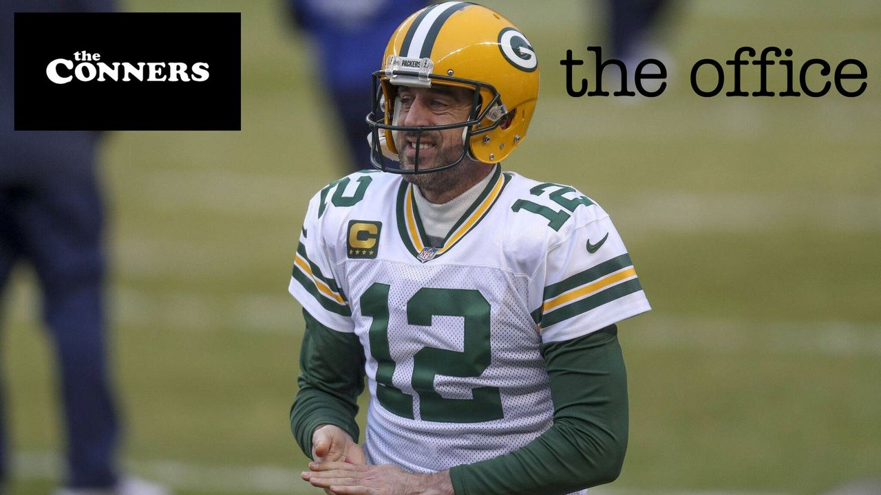 """Aaron Rodgers (""""The Office"""" & """"The Conners"""") - Bildquelle: imago images/ZUMA Wire"""