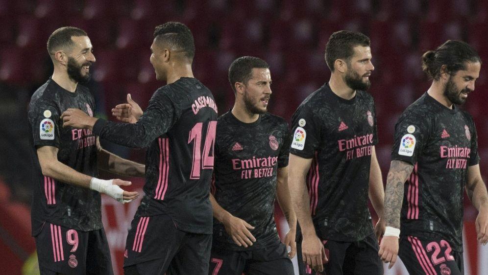 Real macht Druck auf Atletico - Bildquelle: AFPSIDJORGE GUERRERO