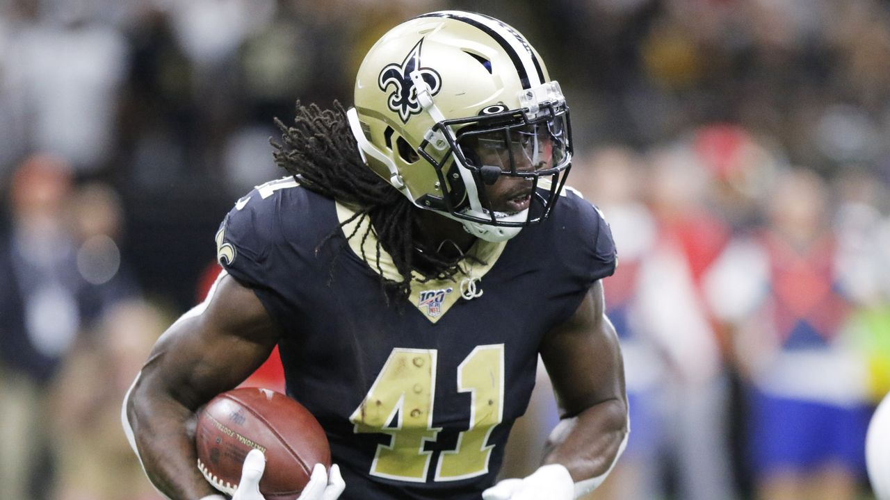 Alvin Kamara (New Orleans Saints) - Bildquelle: imago images/ZUMA Press