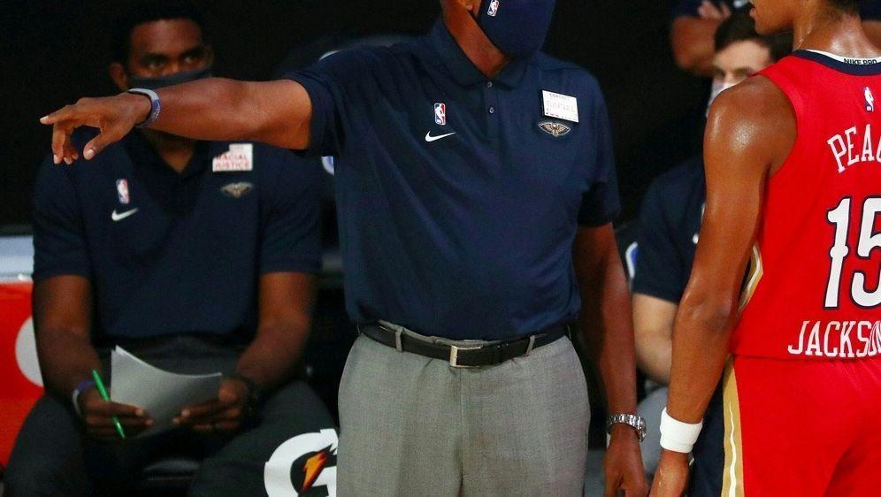 Alvin Gentry ist nicht länger Coach in New Orleans - Bildquelle: AFPGETTYSIDPOOL