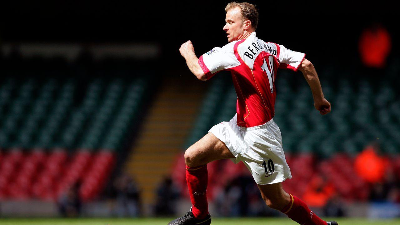 Platz 4 - Dennis Bergkamp - Bildquelle: 2005 Getty Images