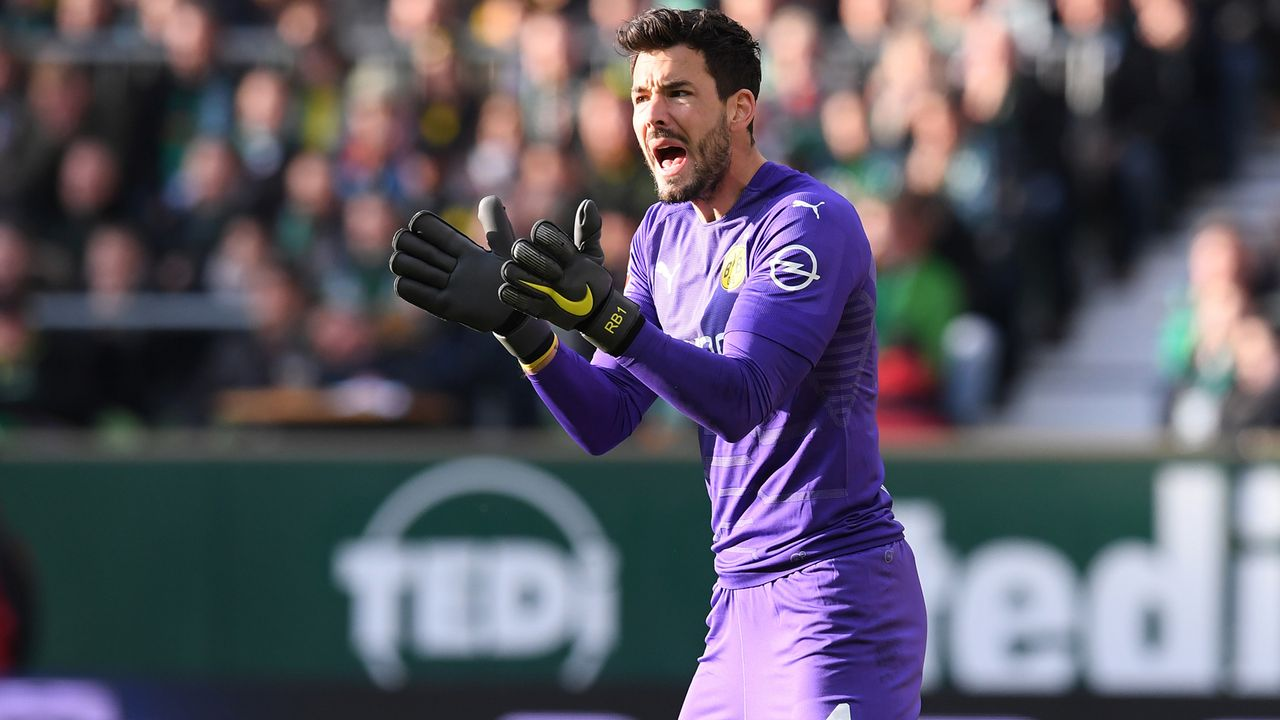Roman Bürki - Bildquelle: Getty Images