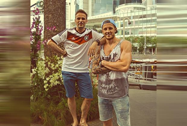 Ralf Fährmann - Bildquelle: Instagram/@ralle.1