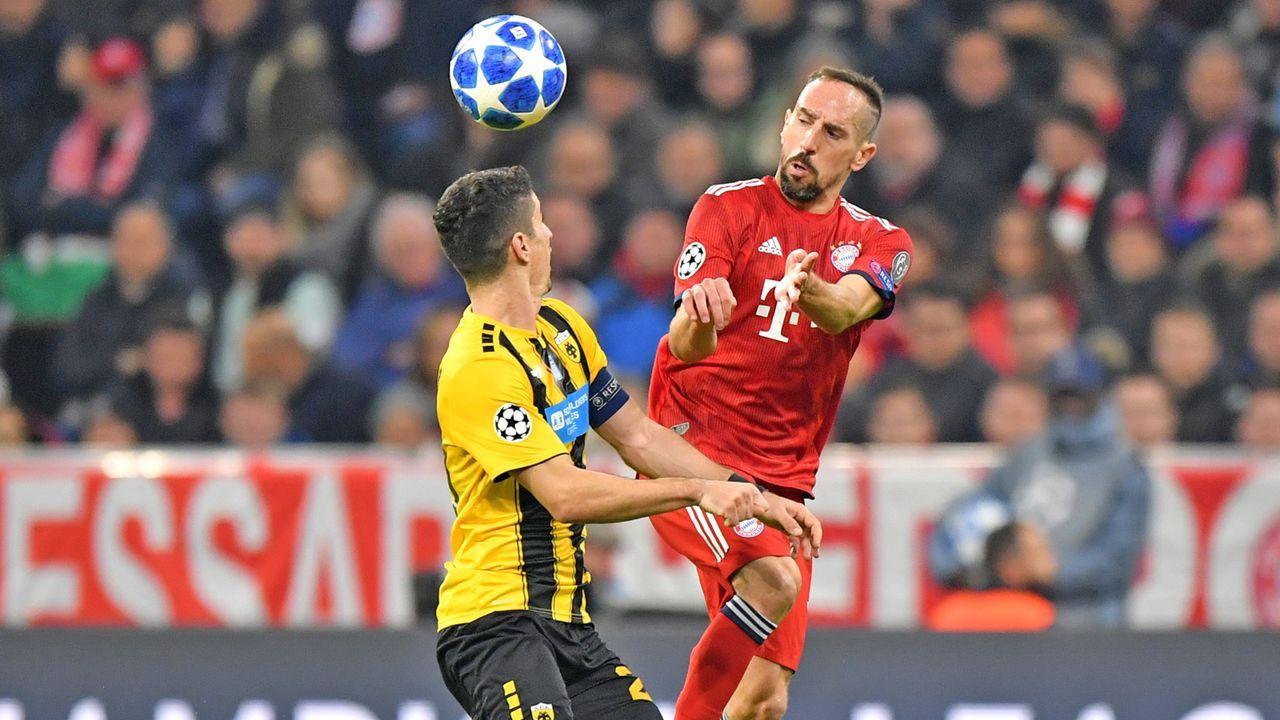 Franck Ribery - Bildquelle: Getty