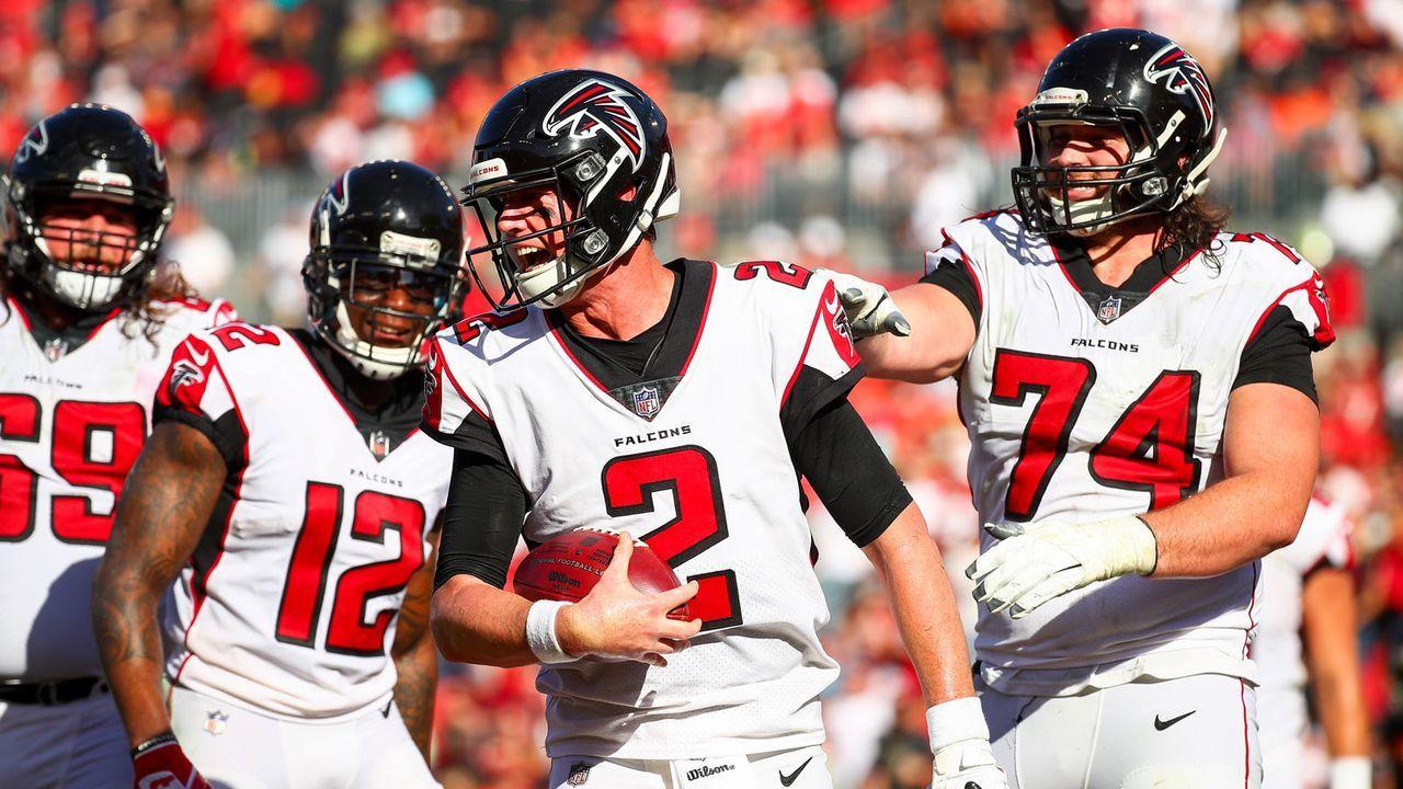 Atlanta Falcons: 10 Picks  - Bildquelle: 2018 Getty Images