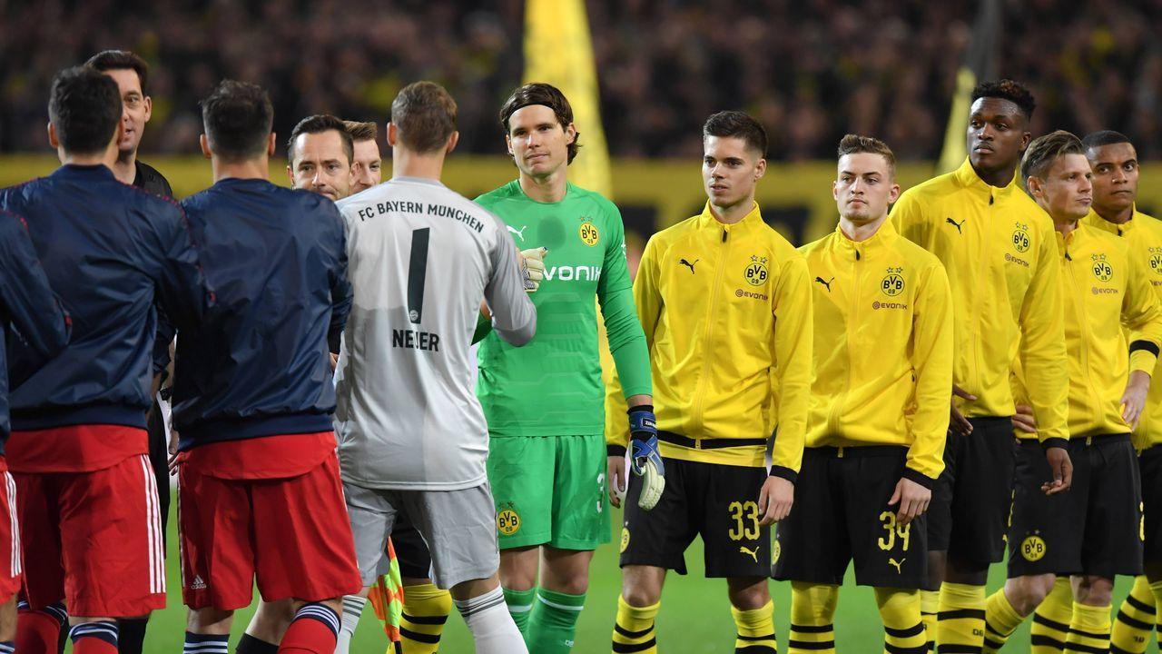Restprogramm Dortmund