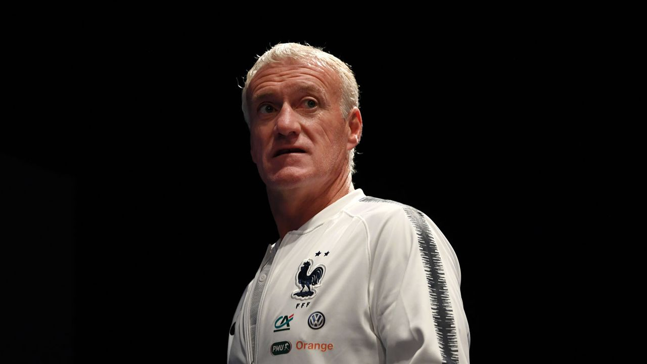 Didier Deschamps - Bildquelle: 2018 Getty Images