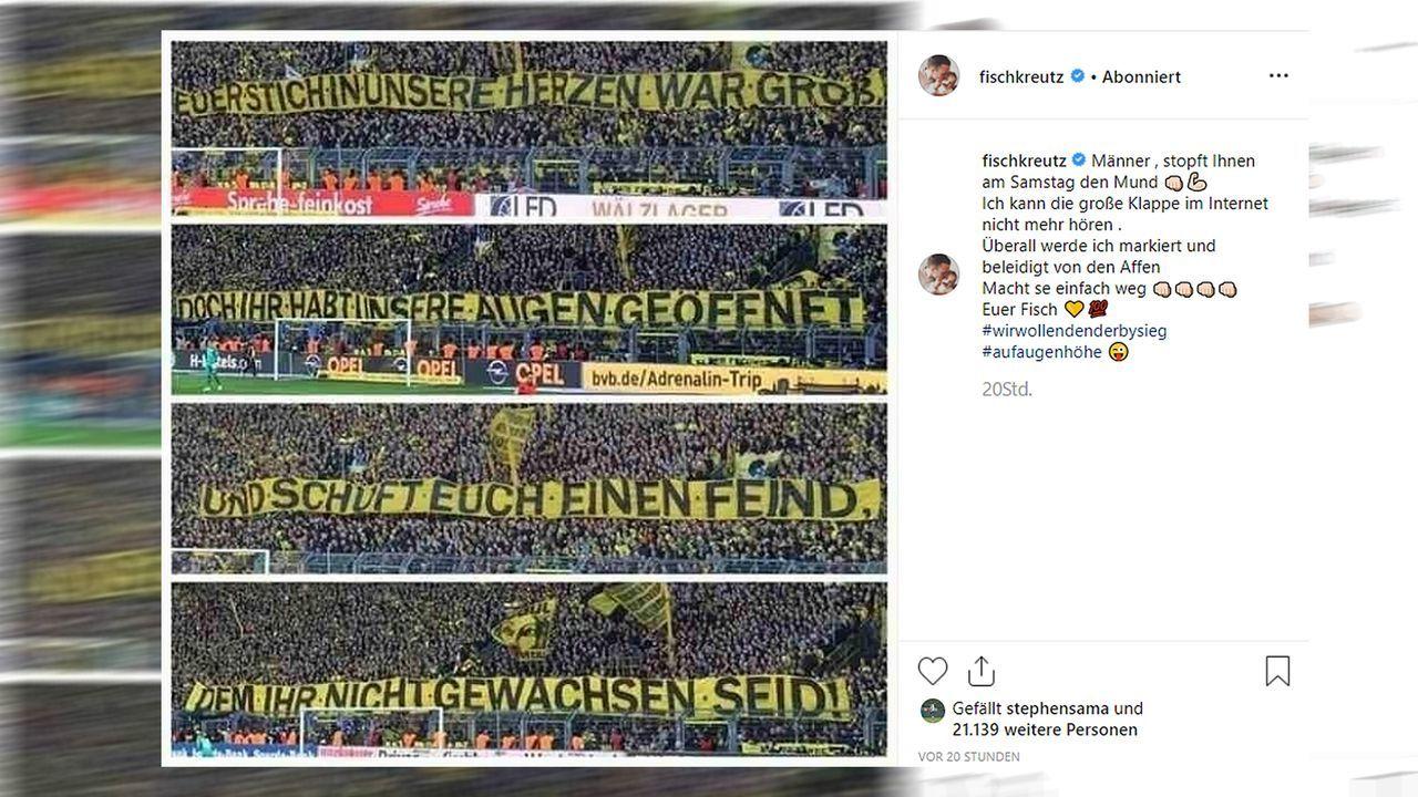 Ex-BVB-Star Kevin Großkreutz vor Revierderby - Bildquelle: fischkreutz@instagram