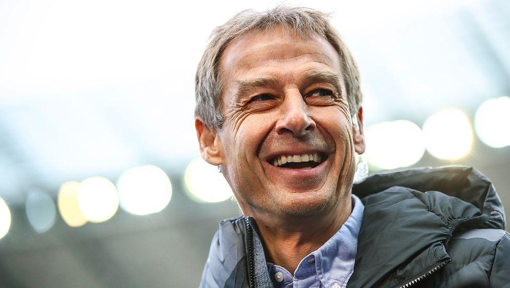 Nach 76 ist schon wieder Schluss. Jürgen Klinsmann mag nicht mehr Hertha-Tra... - Bildquelle: getty