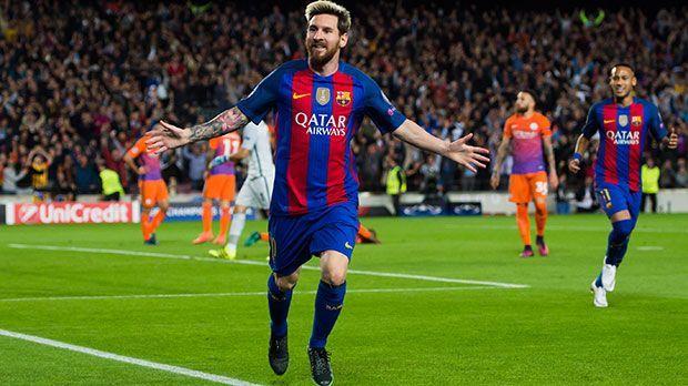Lionel Messi (Argentinien, FC Barcelona) - Bildquelle: 2016 Getty Images