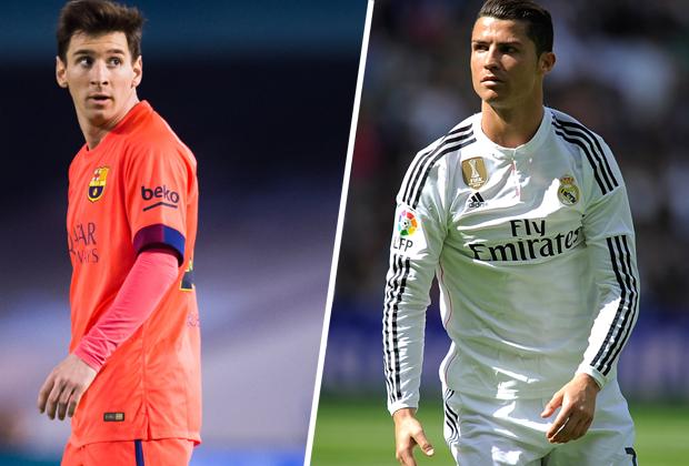 Nicht dabei: Lionel Messi und Cristiano Ronaldo