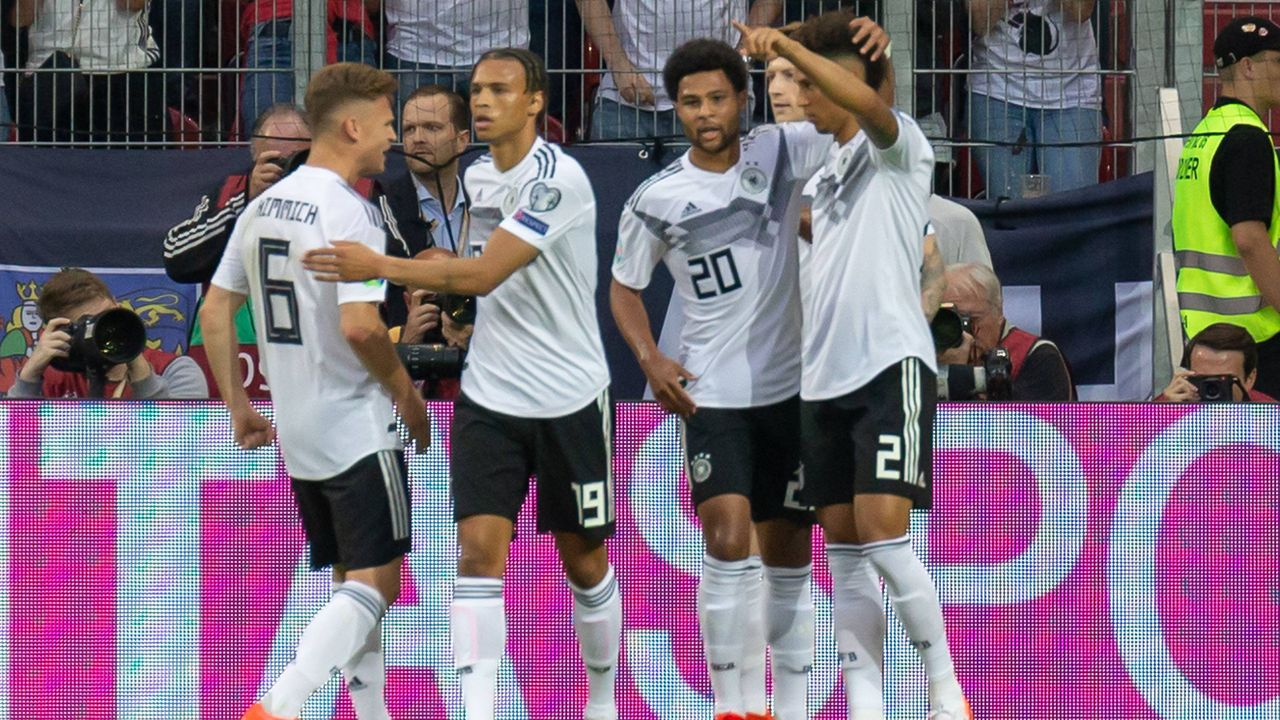 EM-Qualifikation: Deutschland gegen Estland in der ran-Einzelkritik