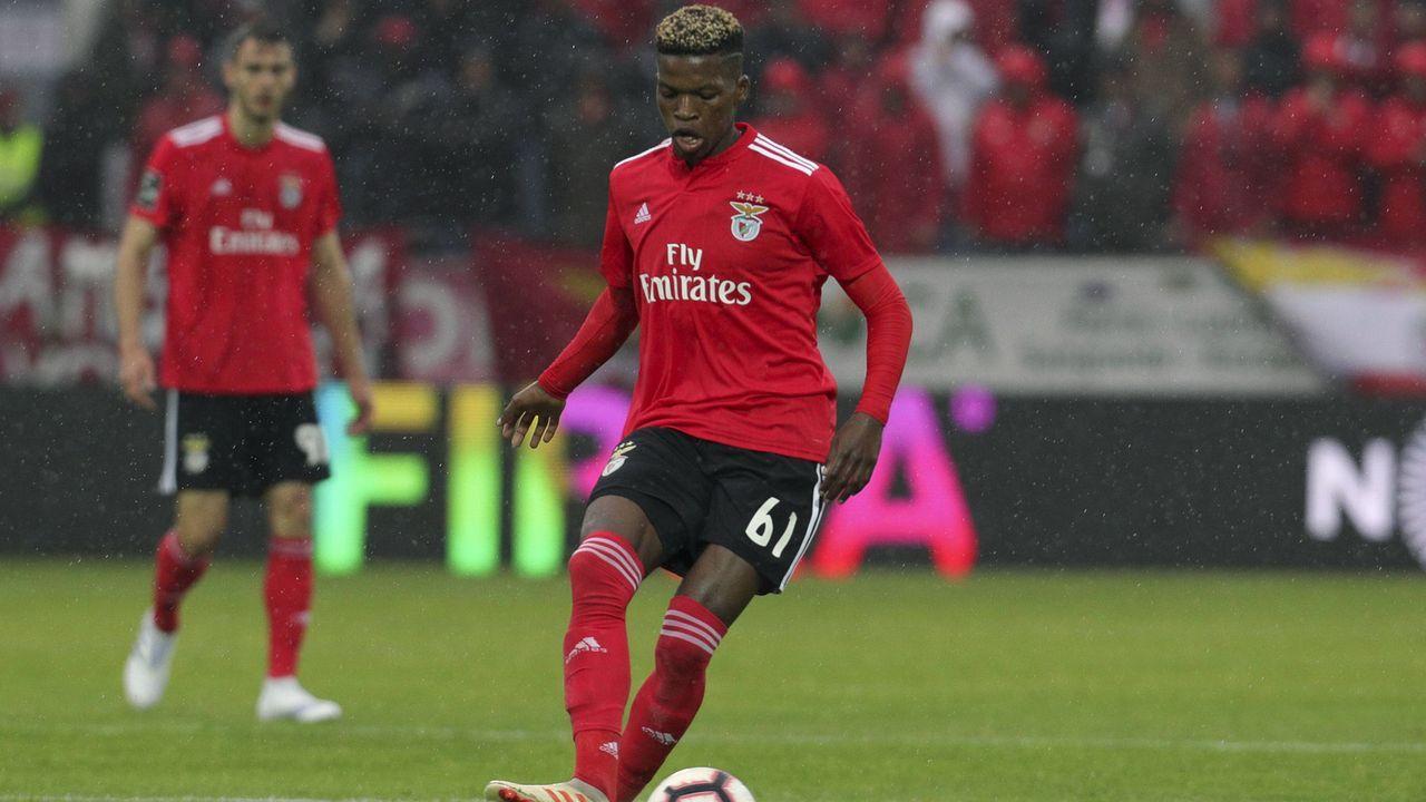 Florentino (Benfica Lissabon) - Bildquelle: imago images / ZUMA Press