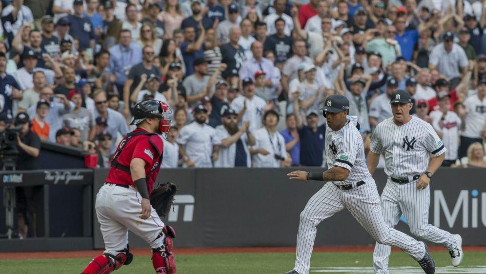 Corona: MLB verschiebt den Saisonstart - Bildquelle: PIXATHLONPIXATHLONSID