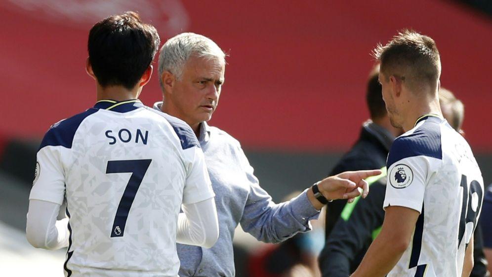 Ligapokal-Spiel abgesagt: Tottenham Hotspur - Bildquelle: POOLAFPSIDANDREW BOYERS