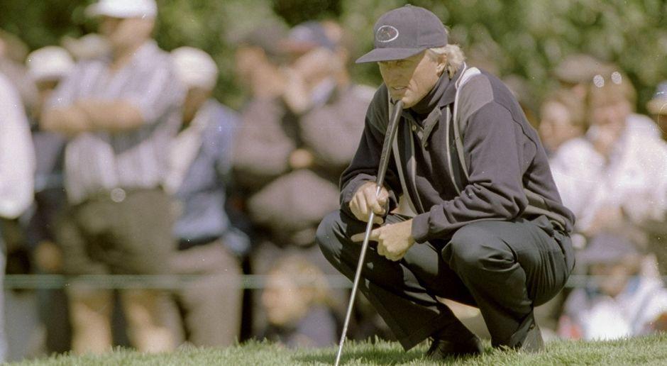Platz 12: Greg Norman - Bildquelle: Getty Images