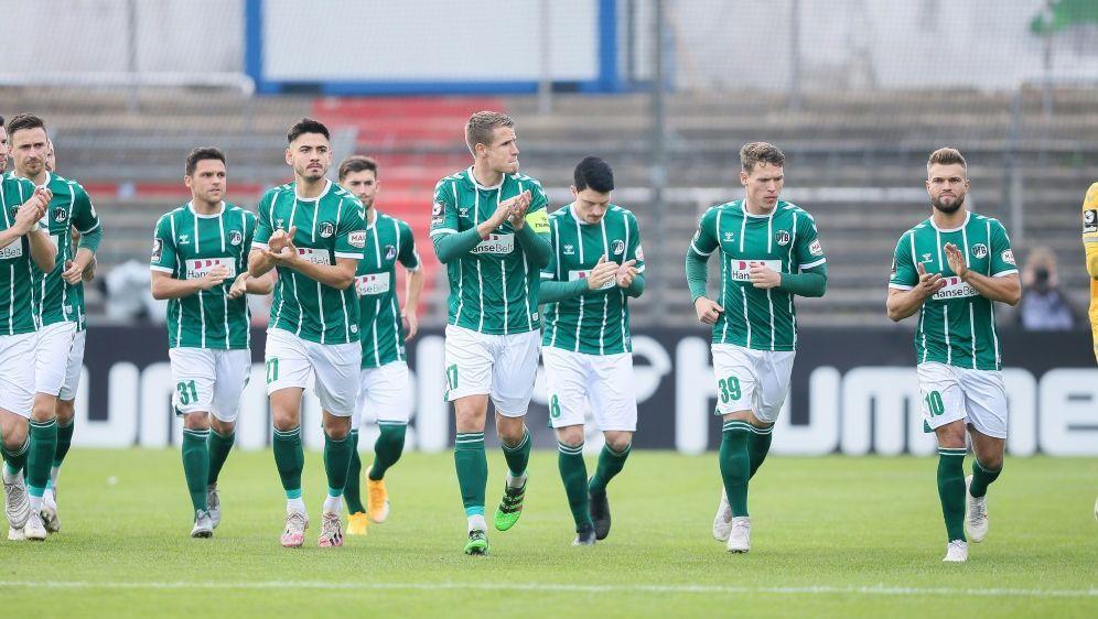 Der VfB Lübeck schließt Finanzlücke fristgerecht - Bildquelle: FIROFIROSID