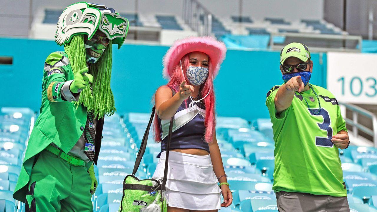 Rechtsstreit mit den Seattle Seahawks - Bildquelle: imago images/ZUMA Wire