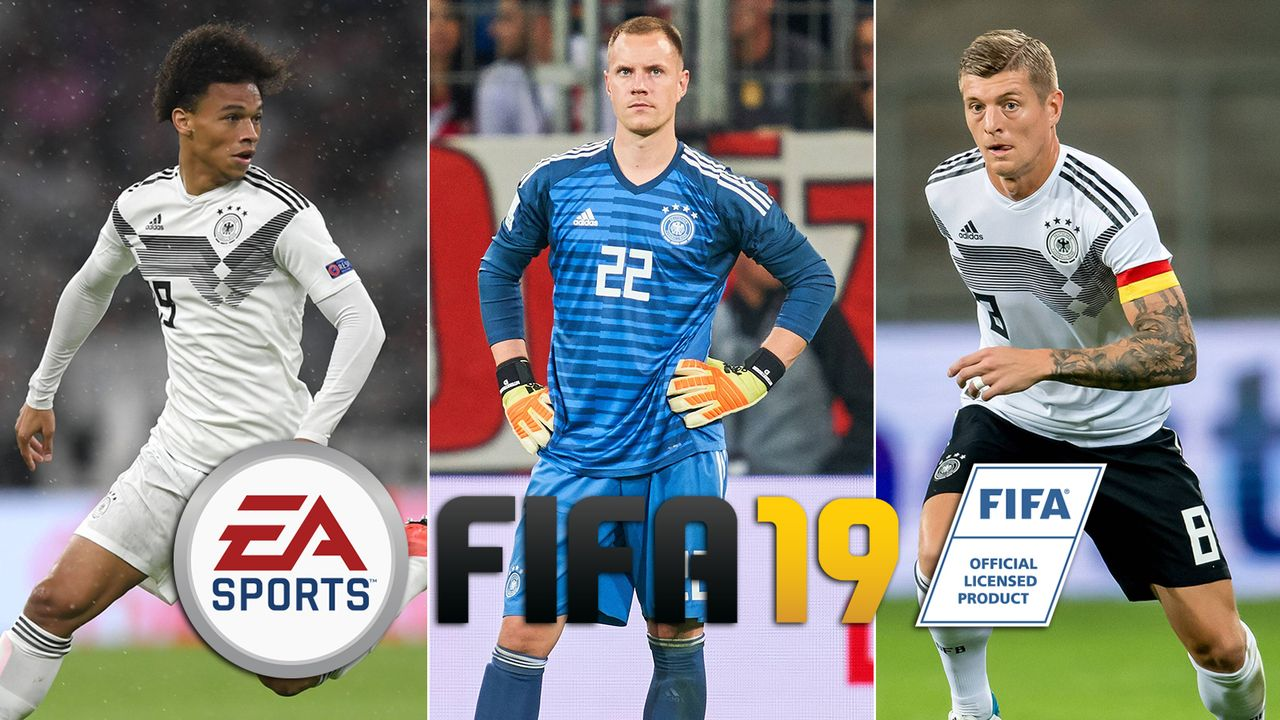 Die 10 besten deutschen Kicker in FIFA 19 - Bildquelle: imago / EA Sports