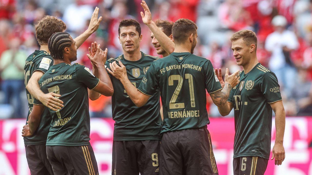 Die Rekorde der Bundesliga-Saison 2021/22 - Bildquelle: Imago Images