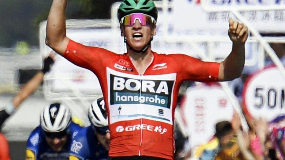Pascal Ackermann siegte zum Saisonabschluss - Bildquelle: pixathlonpixathlonSIDSIPA