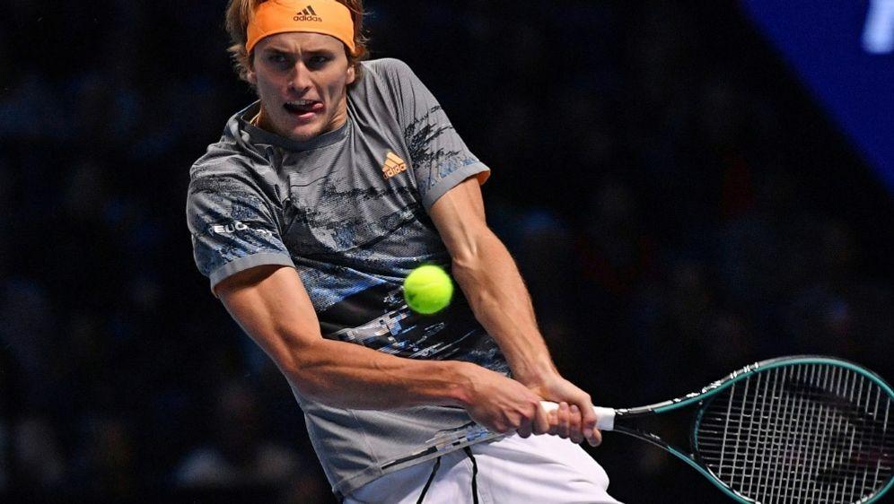 Zverev verpasst das Endspiel bei den ATP Finals - Bildquelle: AFPSIDDaniel LEAL-OLIVAS