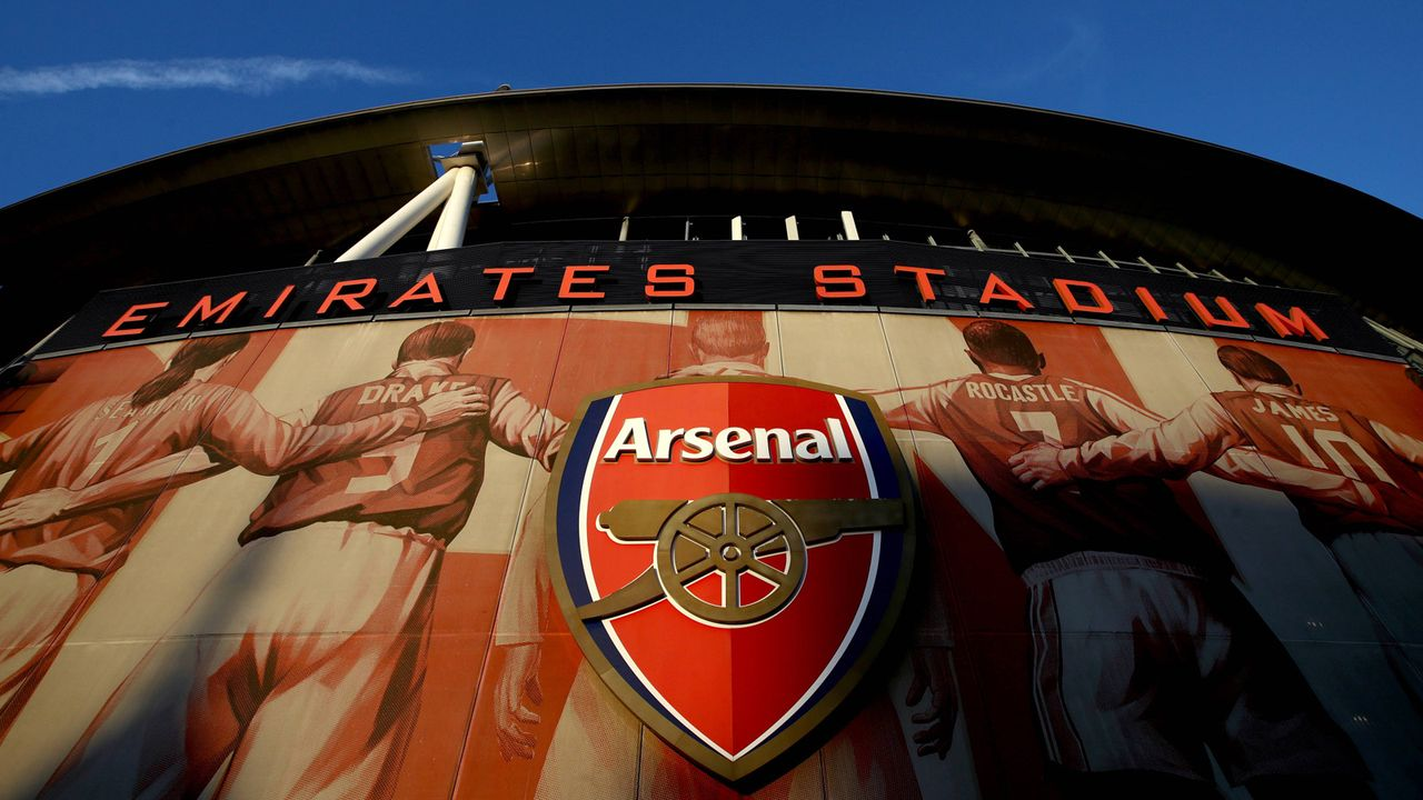 Platz 10: FC Arsenal - Bildquelle: imago/PA Images