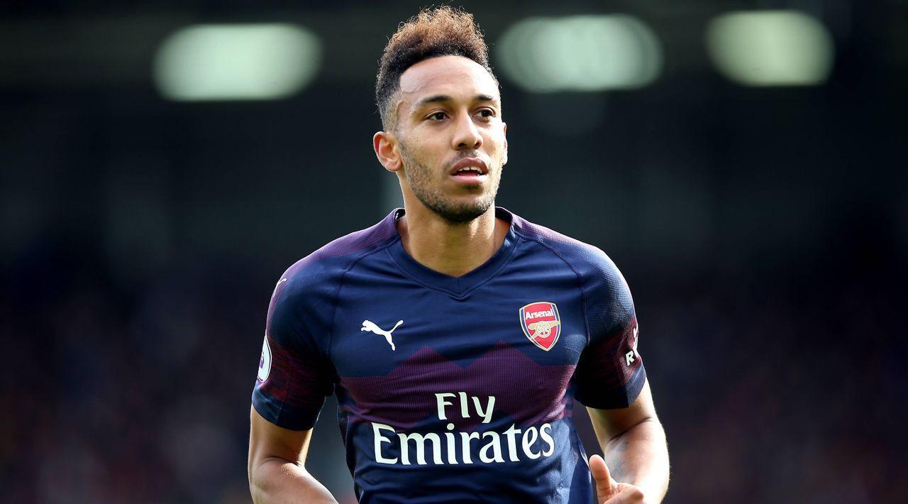 Platz 8: Pierre-Emerick Aubameyang (FC Arsenal)   - Bildquelle: getty