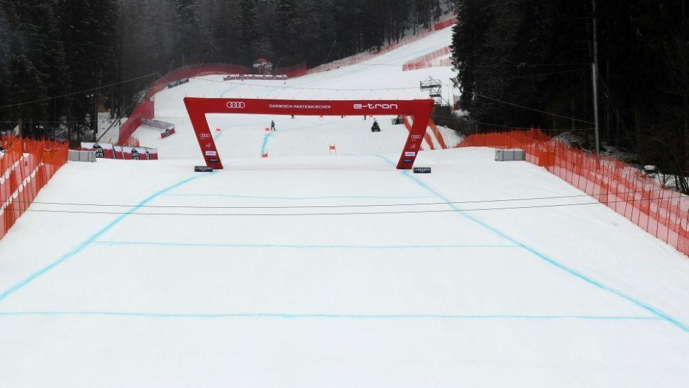 """Der Zieleinlauf beim Weltcup in """"GAP"""" am 2. Februar - Bildquelle: AFPSIDCHRISTOF STACHE"""