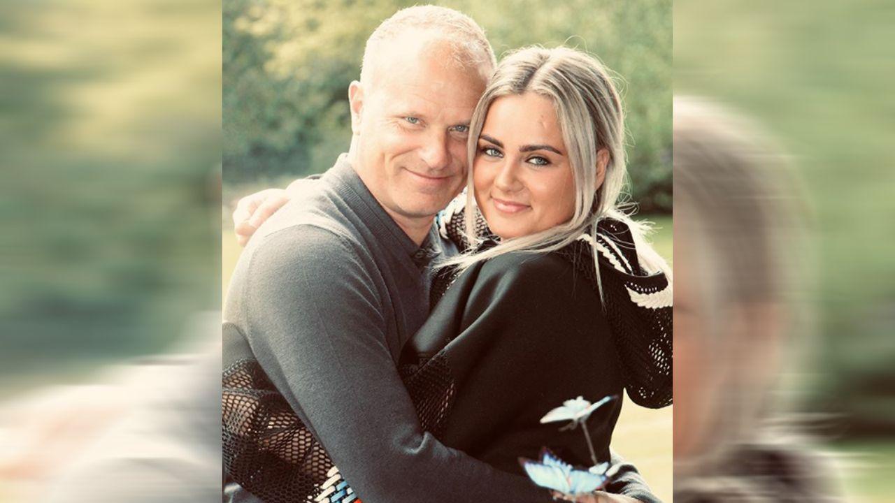 Dennis und Estelle Bergkamp - Bildquelle: estellebergkamp/instagram