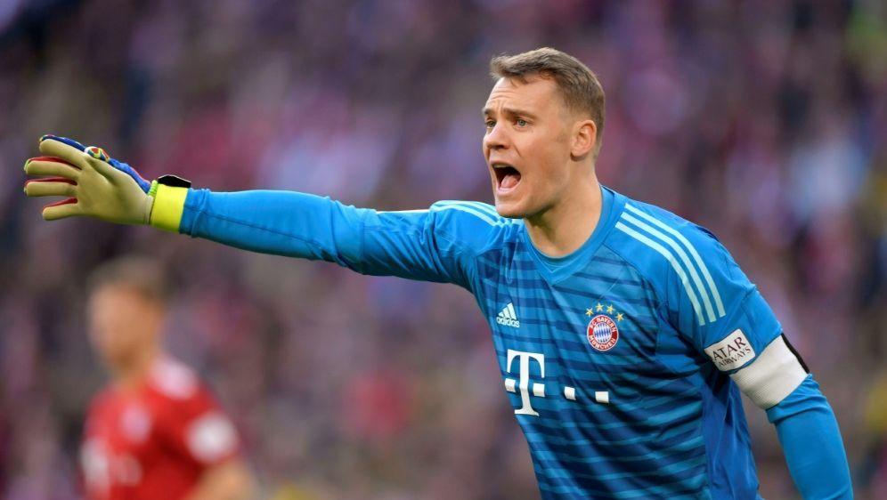 Könnte gegen Leipzig wieder im Tor stehen: Manuel Neuer - Bildquelle: PIXATHLONPIXATHLONSID