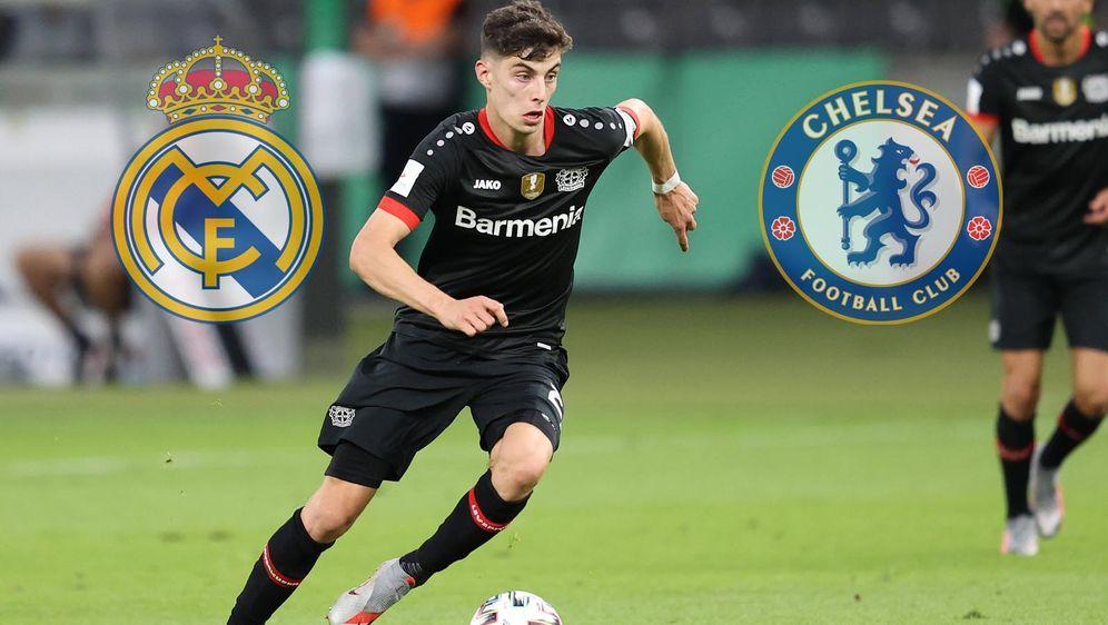 Kai Havertz wird Bayer Leverkusen mit großer Wahrscheinlichkeit im Sommer ve... - Bildquelle: imago