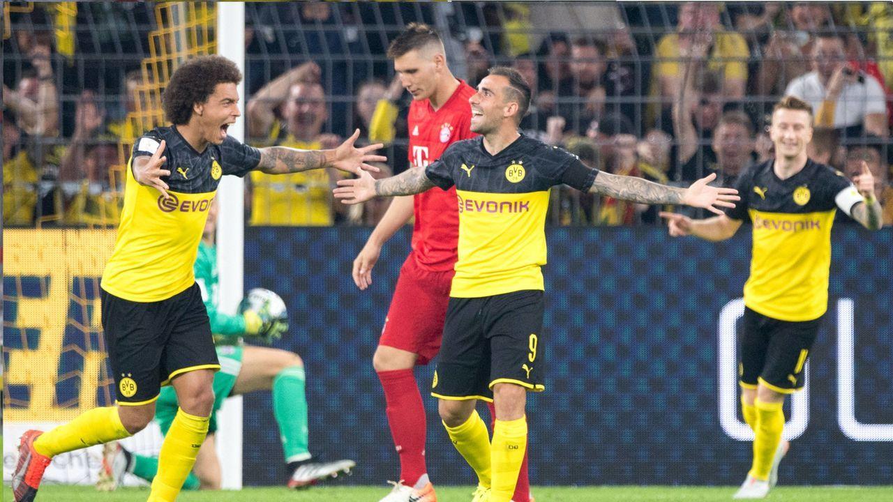 2019: Borussia Dortmund - FC Bayern München 2:0 - Bildquelle: Imago Images
