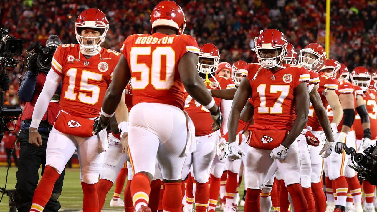 Platz 2: Kansas City Chiefs - Bildquelle: 2019 Getty Images