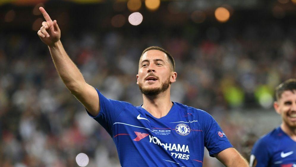 Eden Hazard wird den FC Chelsea wohl verlassen - Bildquelle: AFPSIDOZAN KOSE