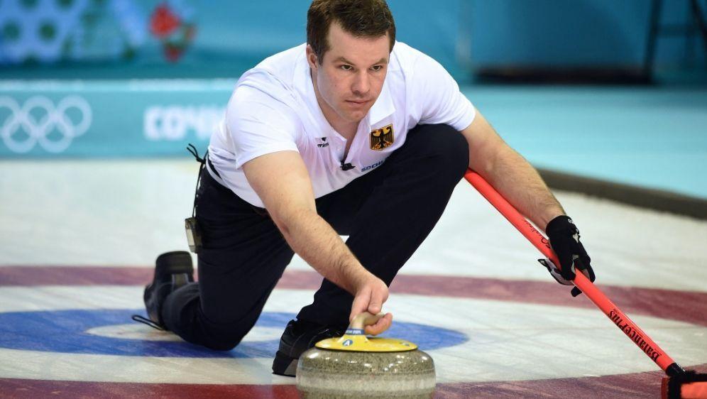 Curling-WM: Deutsche Herren verlieren gegen Kanada - Bildquelle: AFPSIDJUNG YEON-JE