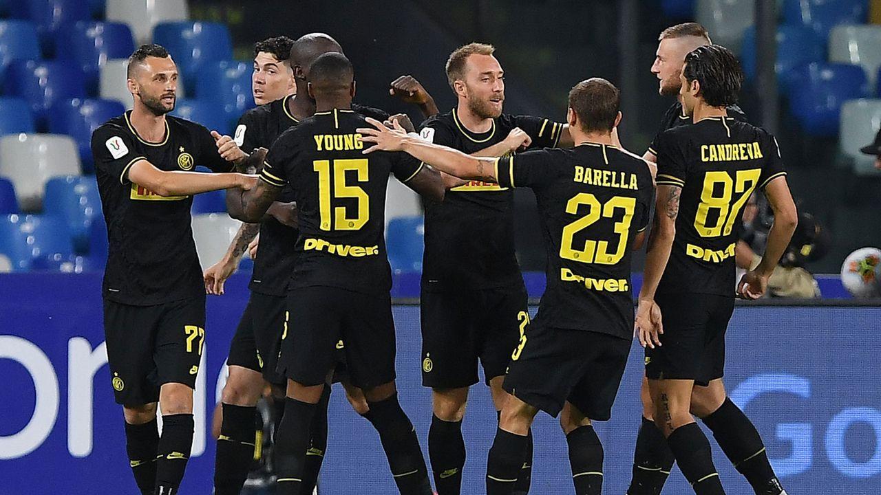 3. Inter Mailand - Bildquelle: 2020 Getty Images