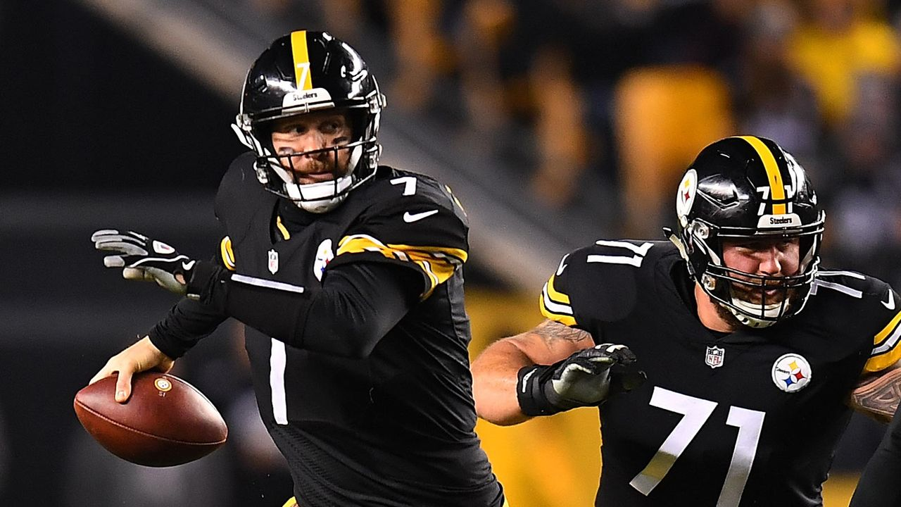 Pittsburgh Steelers: 10 Picks - Bildquelle: 2018 Getty Images