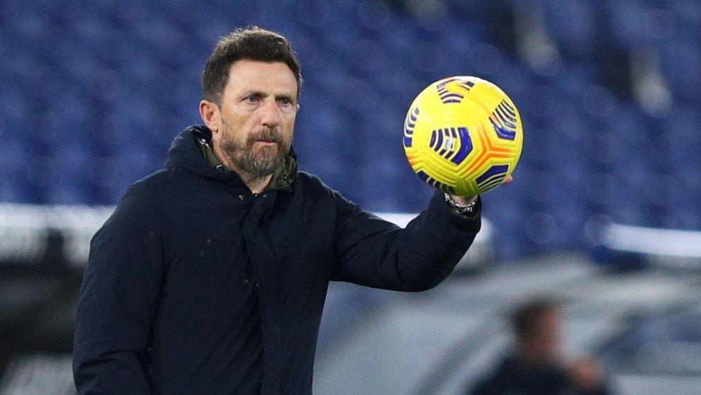 Cagliari entlässt Trainer Di Francesco - Bildquelle: FIROFIROSID