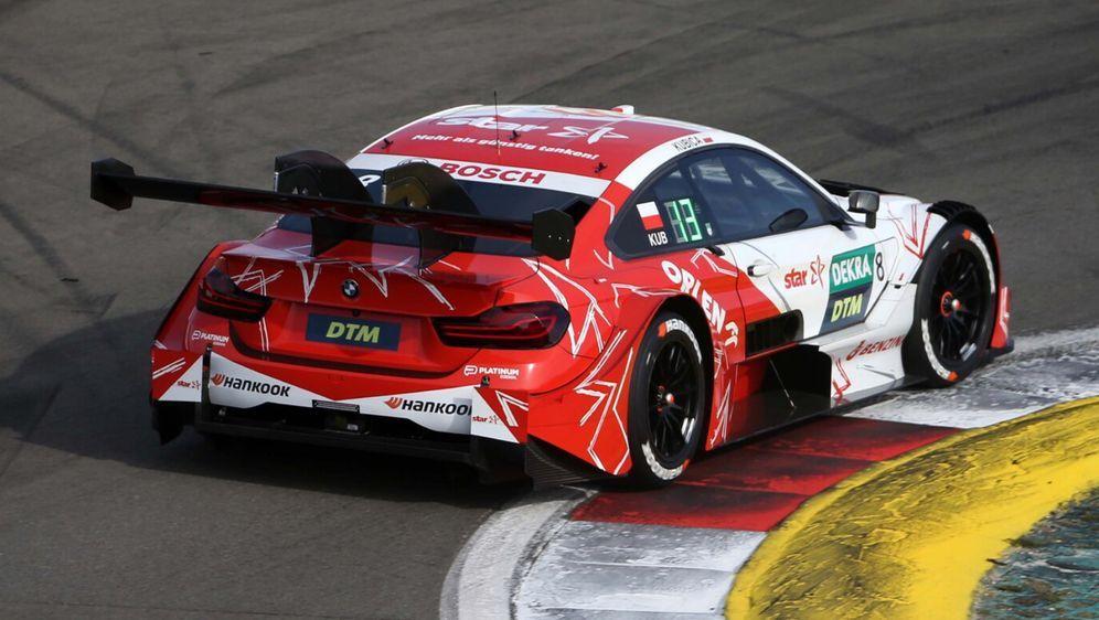 Robert Kubica hat sich für BMW entschieden